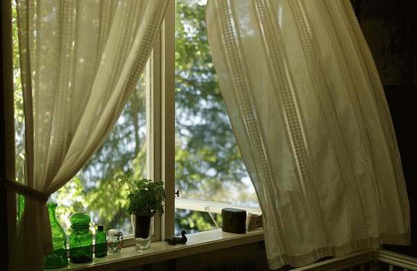 air purifying curtains