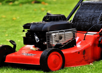 use electric lawn mower